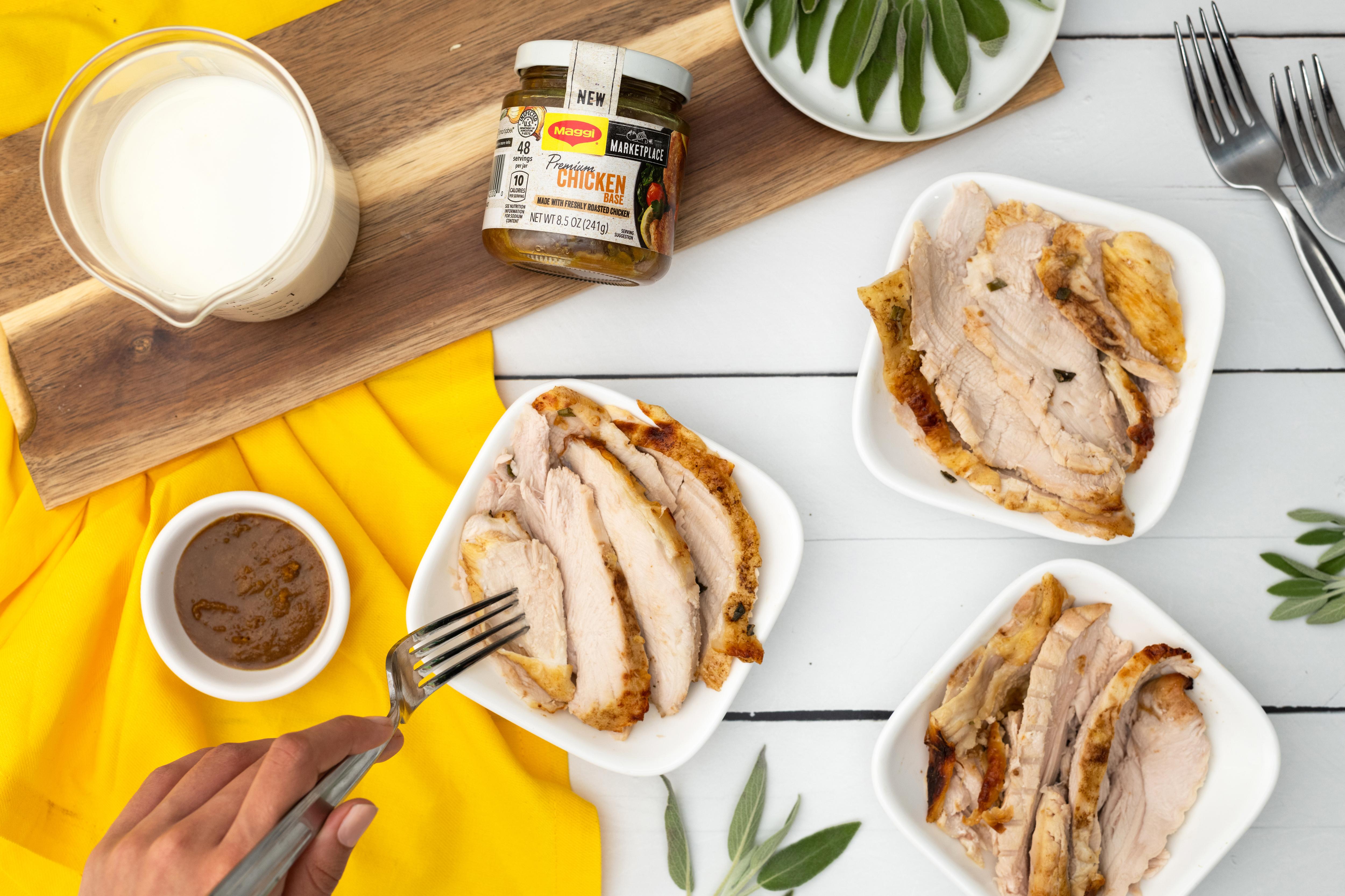Creamy Turkey Recipe