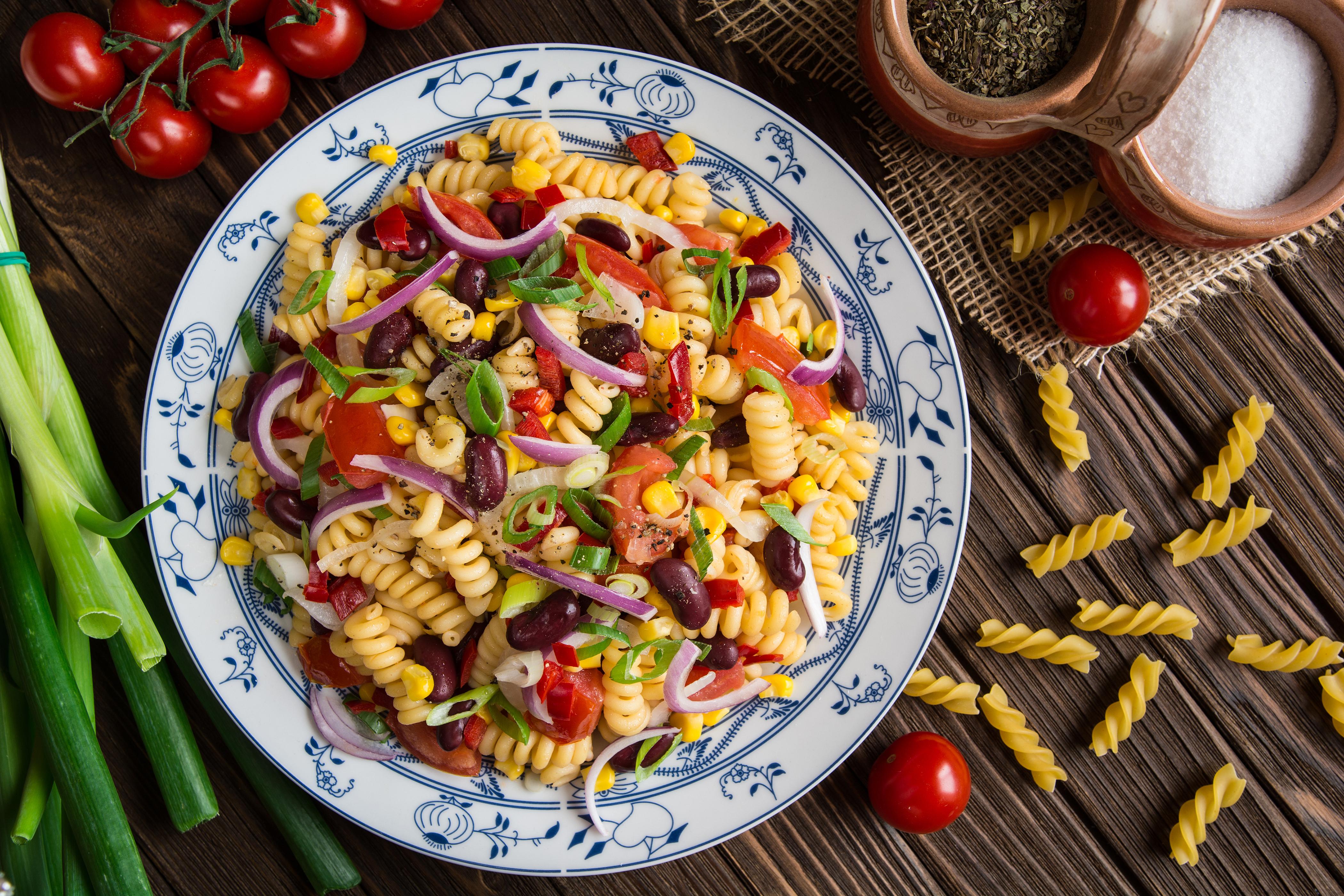 Creamy Mexican Pasta Salad