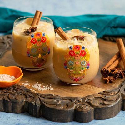 Pumpkin Spice Horchata