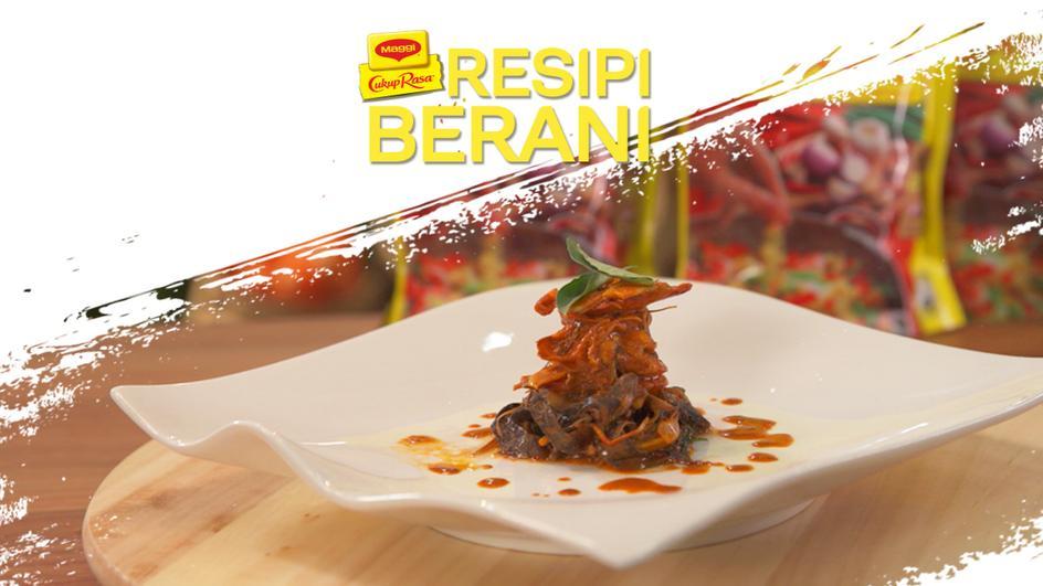 Shrimp Curry with Banana Flower HASLINA