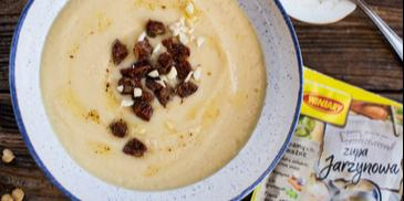 Zupa z cieciorki z Zupą Jarzynową Nasza Specjalność WINIARY