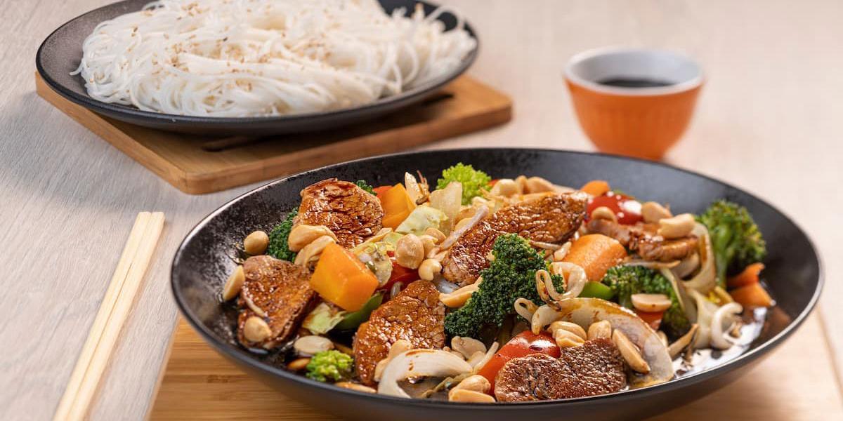 Chop suey (Gluten free)