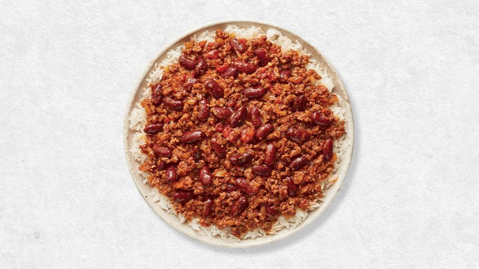 Spicy Chilli Con Carne