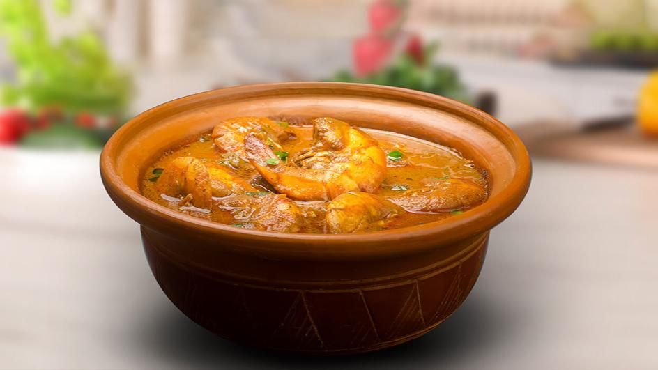 Jaffna Prawn Curry