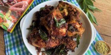Spiced Fried Chicken Recipe
