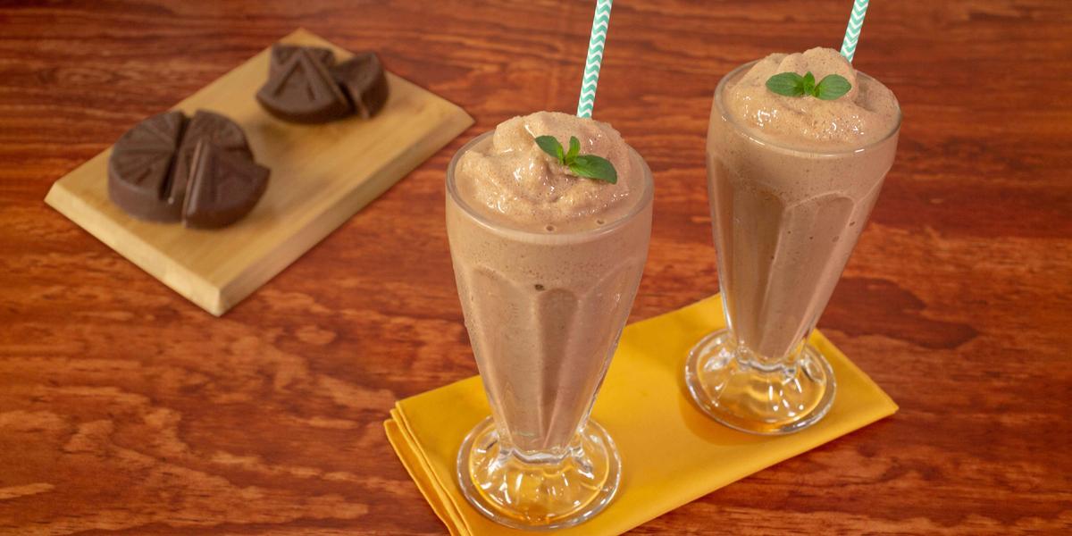 Frappé de Chocolate Abuelita® reducido en azúcar