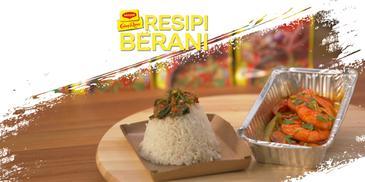 Kangkung Belacan Wala MAZZATON MIZA