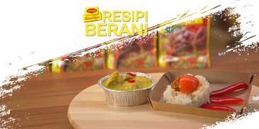Chicken in Spicy Coconut Gravy BIBI