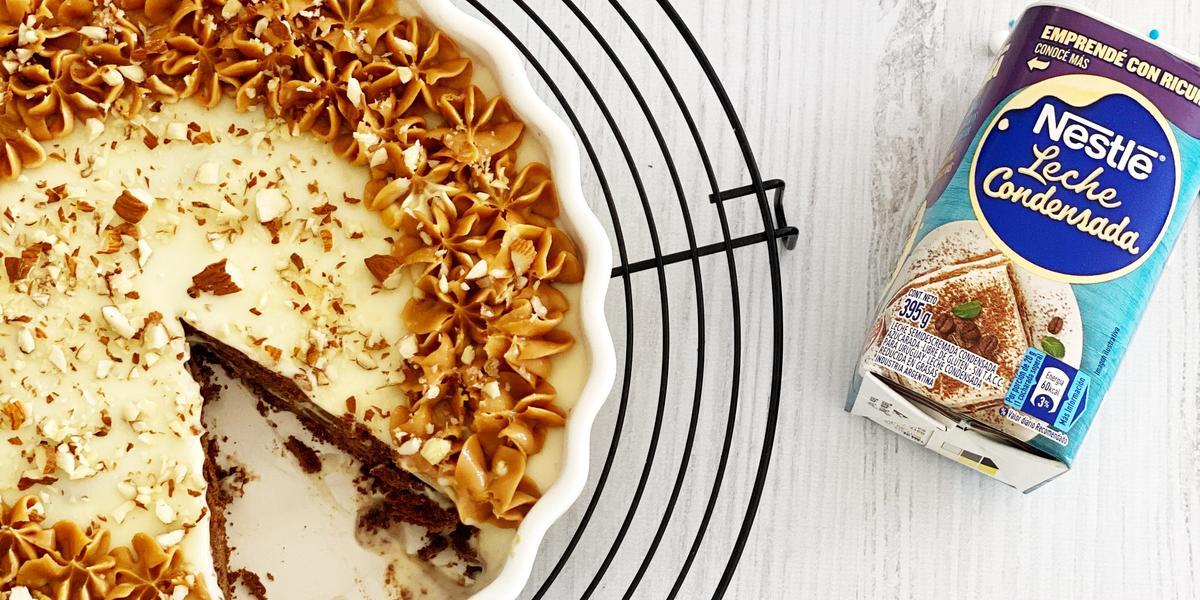 Chocotorta con Leche condensada by Florencia Bakery