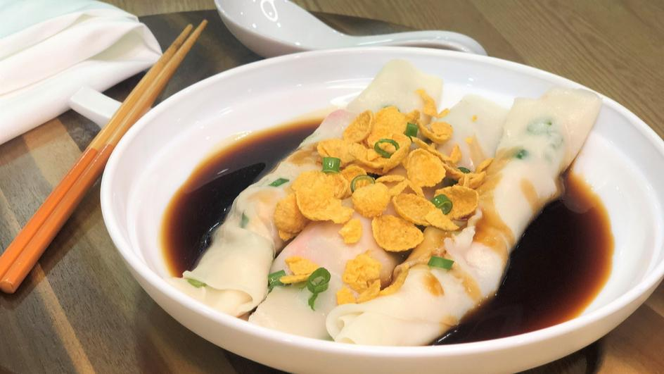 Crunchy Chee Cheong Fun