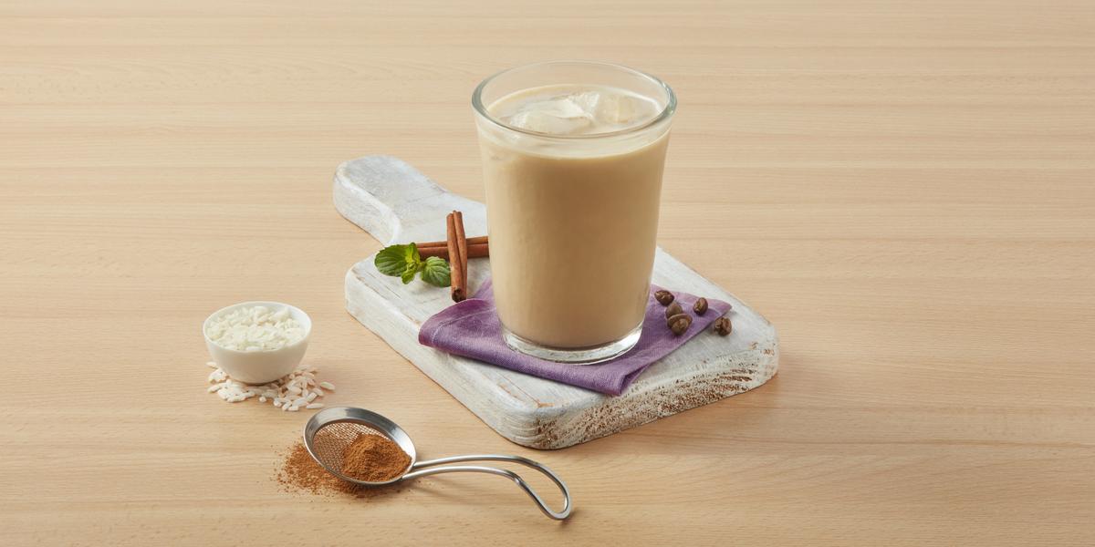 Horchata café de olla