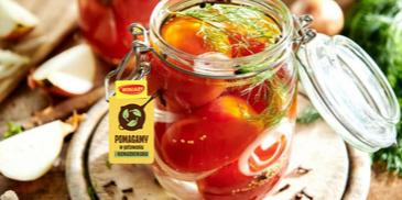 Pomidory w zalewie