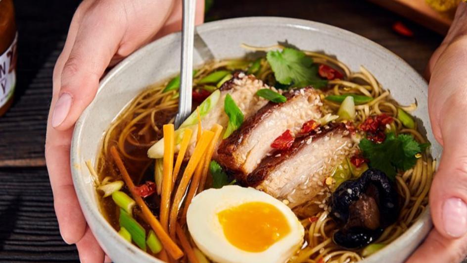 Ramen – japán leves