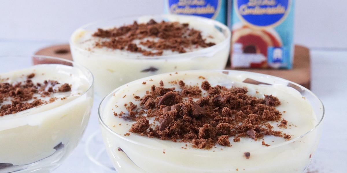 Falso tiramisú de chocolate y limón by Tati Villafañe
