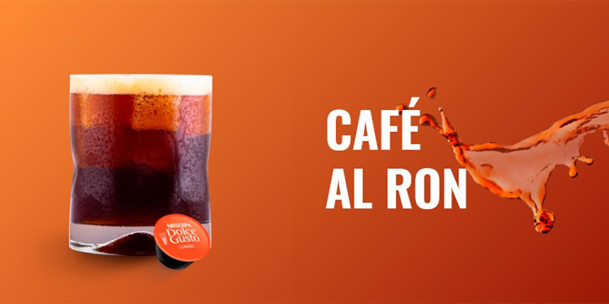 CAFÉ AL RON