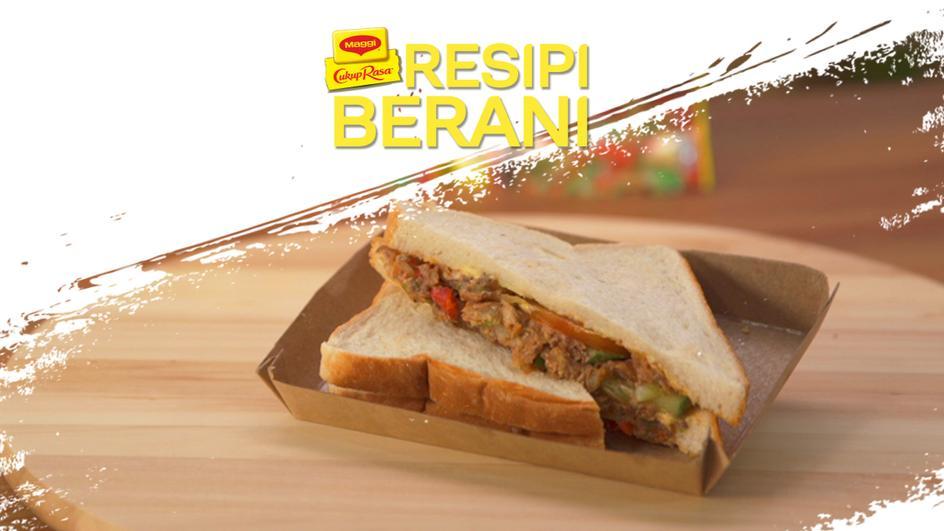 Sandwich Sardin MAZZATON MIZA