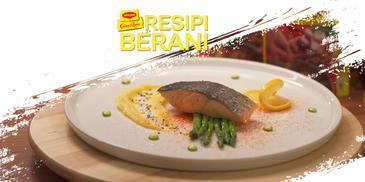 Salmon with Lemon Butter NUR HIDAYAH