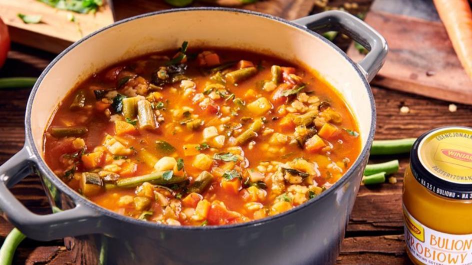 Minestrone – olasz zöldségleves
