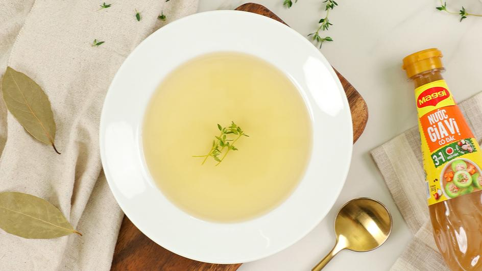 Consomme Súp