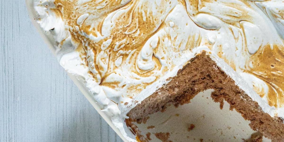 Torta tres leches reloaded by Sofi Nielsen