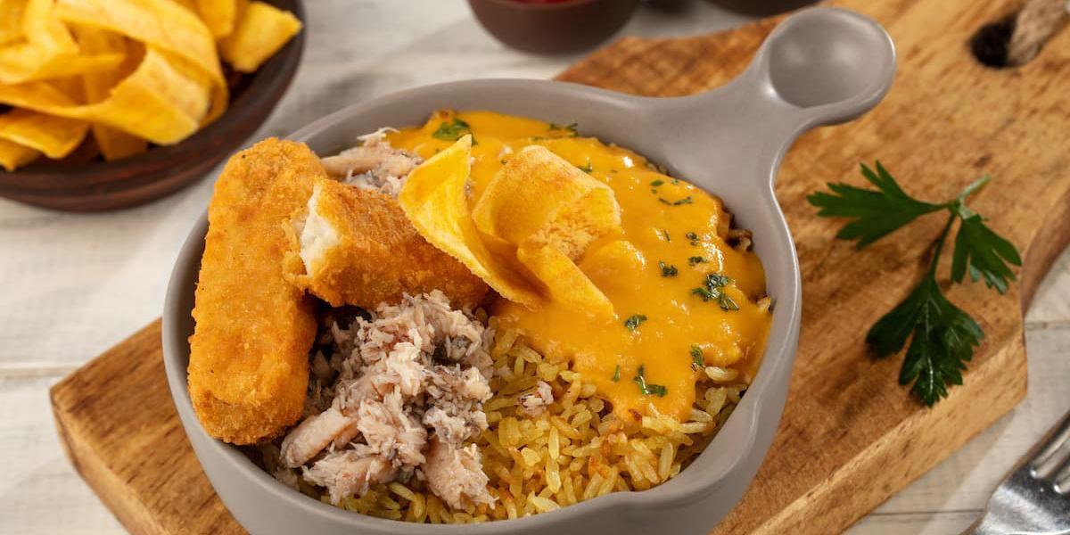 Chop Suey Mixto Guayaco