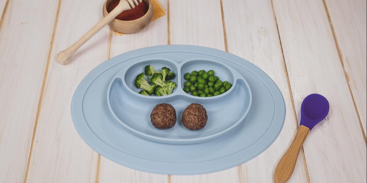 Albondiguitas de res con verduras