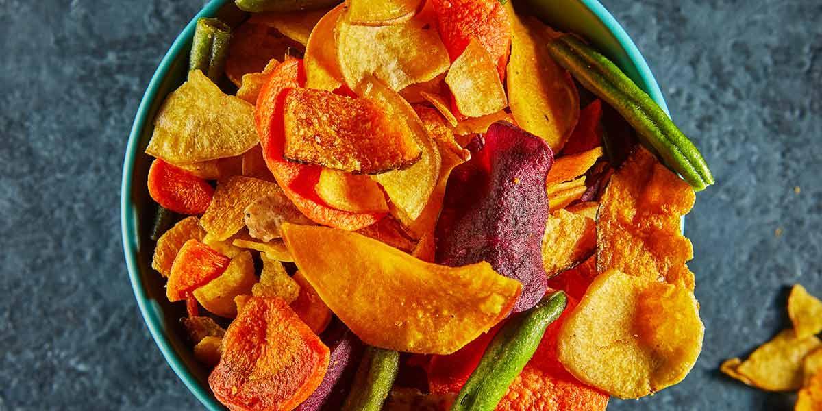 Receta fácil y rápida de snacks de zanahoria y cúrcuma