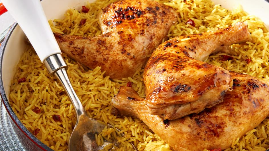 مندي الدجاج- لوازم المندي من ماجي ®