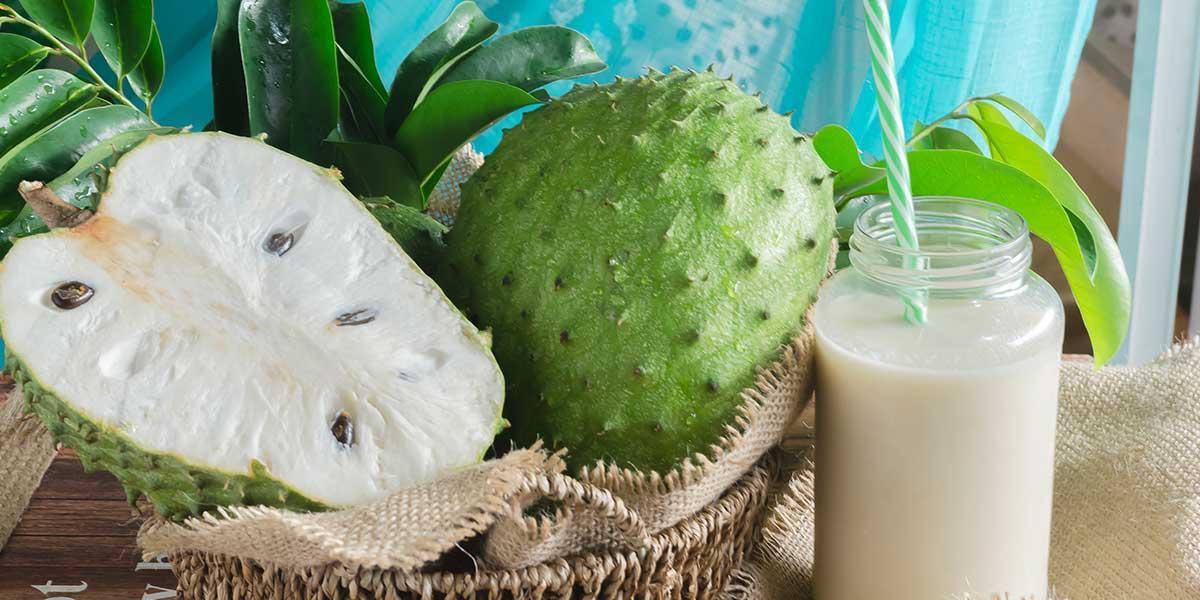 Receta fácil y rápida de guanábanazo
