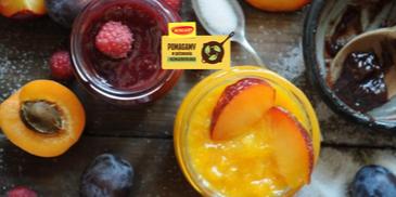 Dżem brzoskwiniowo-gruszkowy