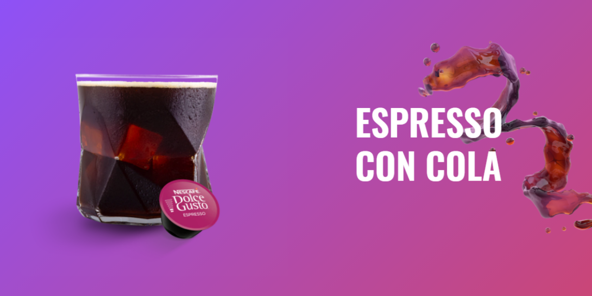 Espresso con Cola