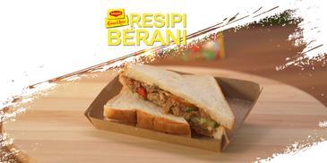 Sardine Sandwich MAZZATON MIZA